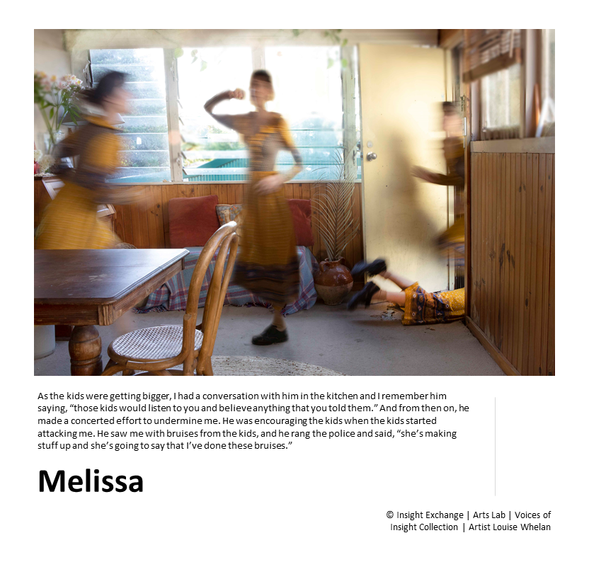Voices of Insight Collection - Melissa