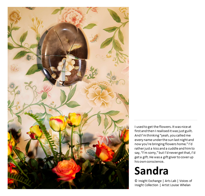 Voices of Insight Collection - Sandra