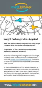 IE Ideas Applied - Guide to Contributing - Invite - Cover
