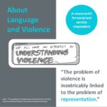 Language and Violence - Resource Kit Cover