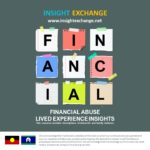 Insight Exchange Financial Abuse Lived Experience Examples - Cover